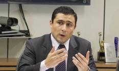 O secretário do Tesouro Nacional, Jeferson Bittencourt, pediu demissão em outubro de 2021 junto com o secretário especial Bruno Funchal, a quem sucedeu no cargo no mesmo ano Foto: Aílton de Freitas / 20-12-2013