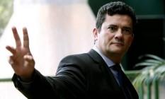 Sergio Moro, o ex-ministro da Justiça do governo Bosonaro Foto: Jorge William / Agência O Globo