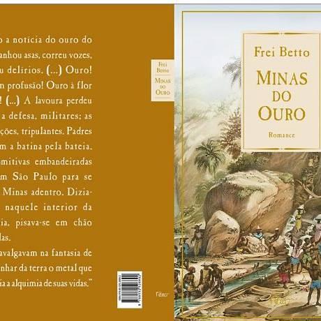 Capa do novo livro de Frei Betto