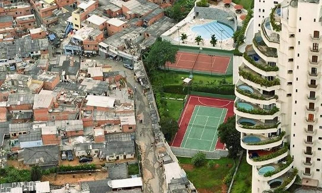 Morumbi favela