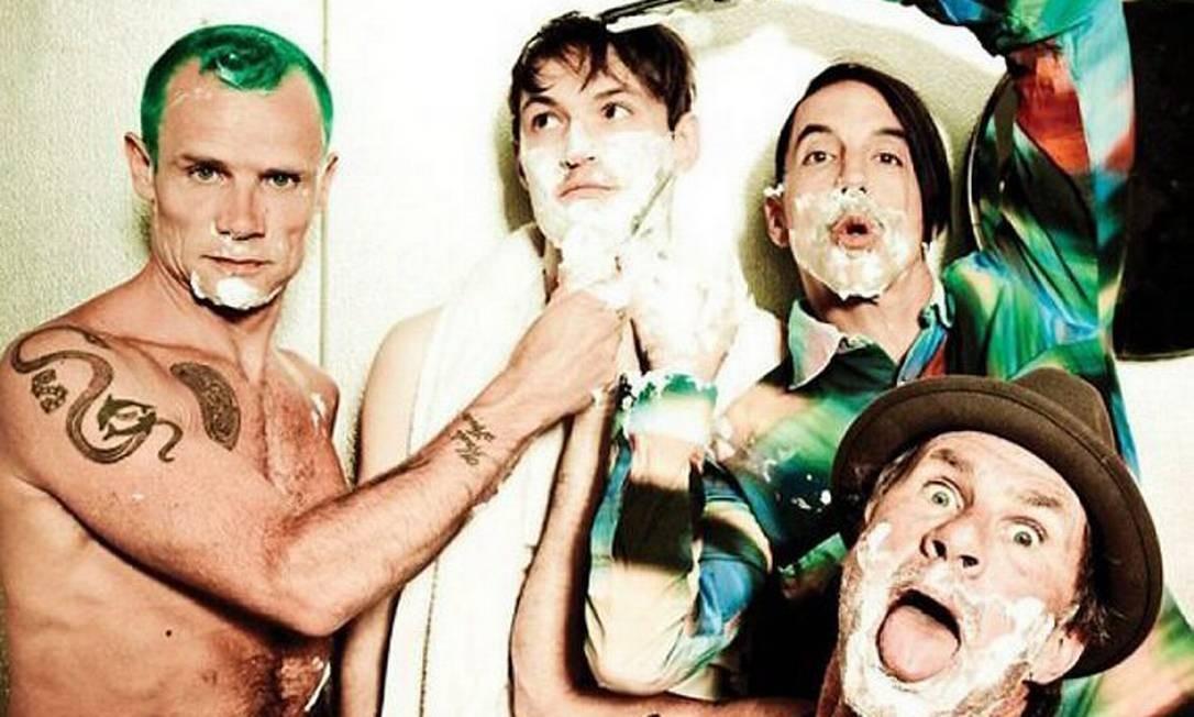 Red Hot Chilli Peppers Divulgação