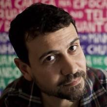 Marcus Vinicius Faustini, pensador e agitador cultural da periferia Foto: Gustavo Pellizzon / Agencia O Globo