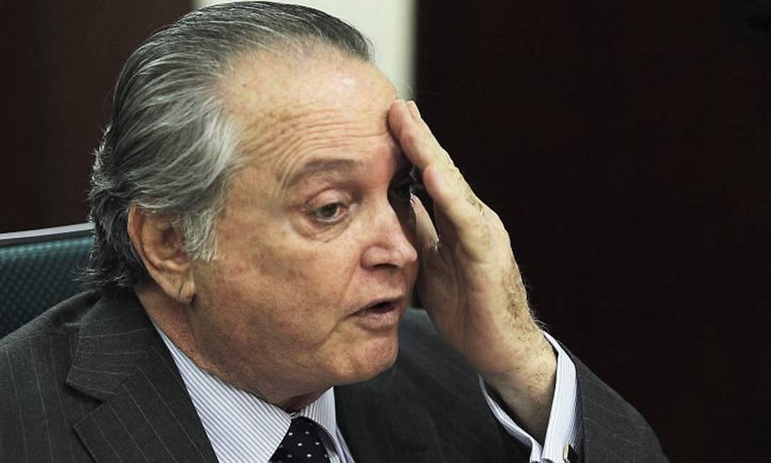 O ex-ministro Wagner Rossi - Foto: Ailton de Freitas