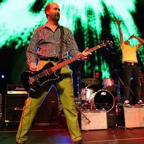 O fundador no Nirvana, Krist Novoselic Foto: Divulgação