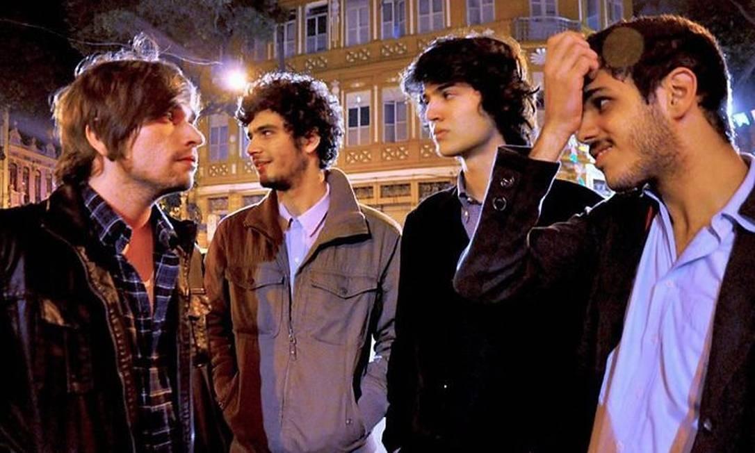 Dorgas - nova geração de bandas de rock do Rio. Foto Divulgação