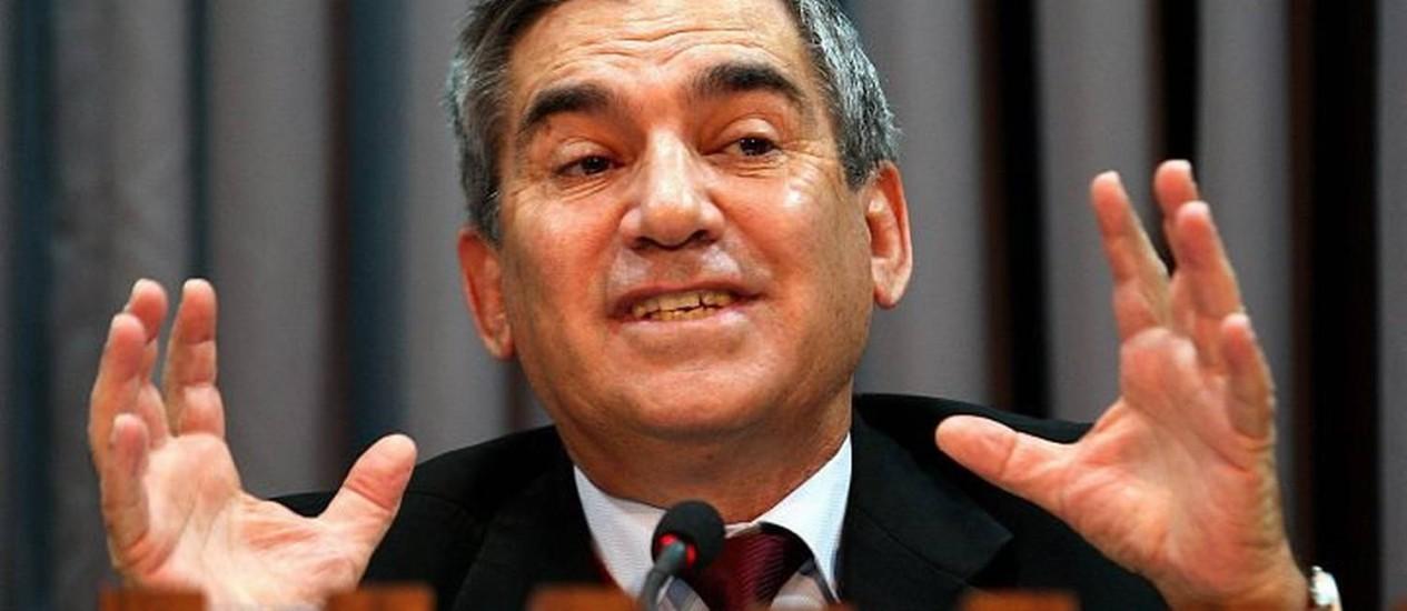 O secretário-geral Gilberto Carvalho não negou que governo vá esclarecer denúncias contra ministro da Agricultura Foto: Ailton de Freitas