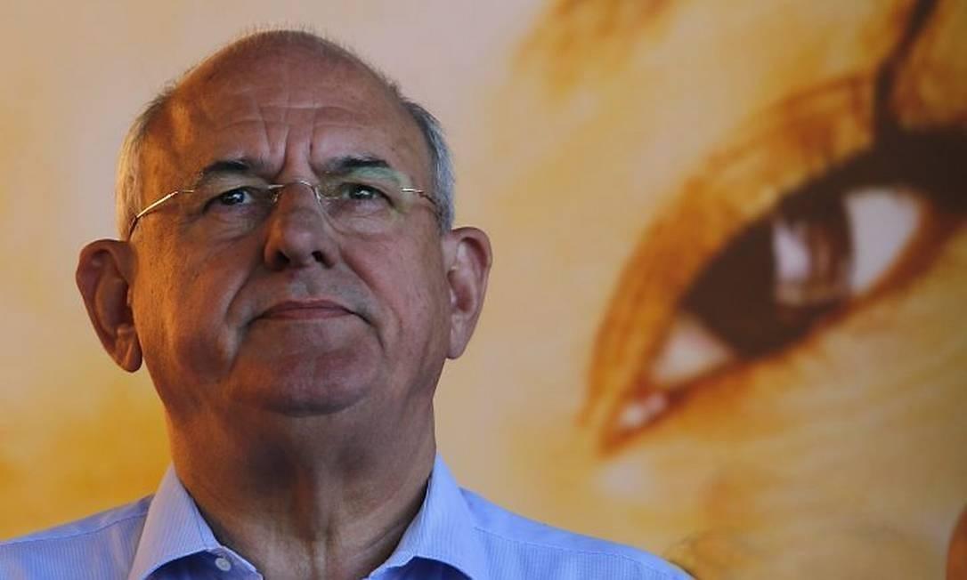 O ministro da Defesa, Nelson Jobim - Foto: Custódio CoimbraO Globo