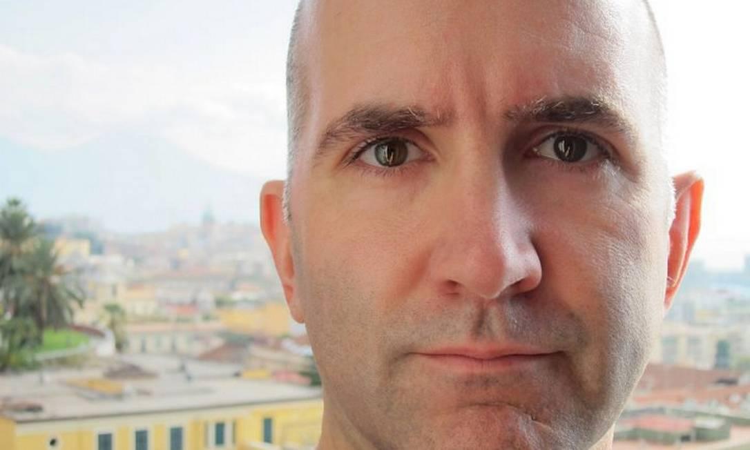 Escritor americano Alex Ross