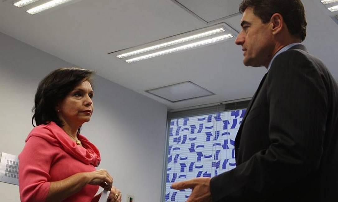 Deputado Duarte Nogueira vai ao Senado durante recesso. Foto: André Coelho