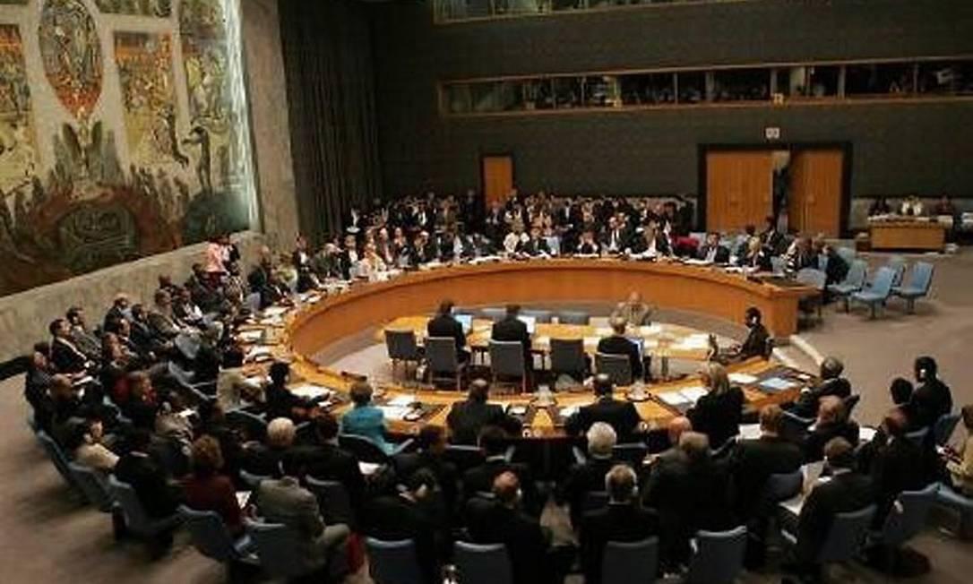 Reunião do Conselho de Segurança Reuters