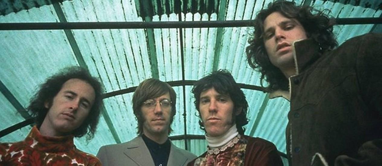 Jim Morrison xamanismo