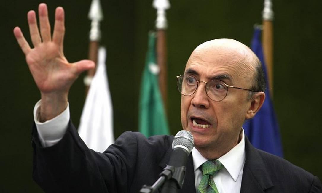 Henrique Meirelles. Foto: Gustavo Miranda
