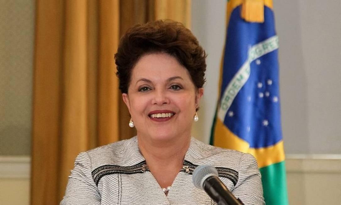 Dilma Rousseff em imagem de arquivo - Foto de Divulgação