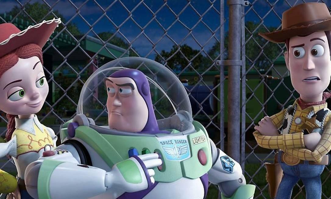 'Toy Story 3' Foto: Divulgação