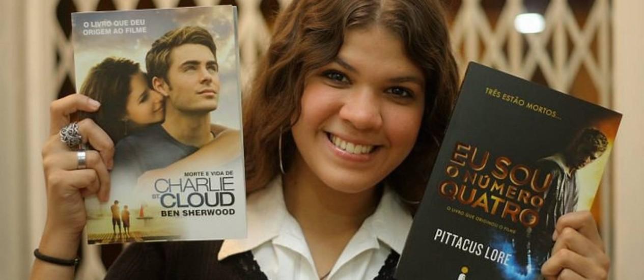 A estudante Amanda Salomão. Foto: Pedro Kirilos