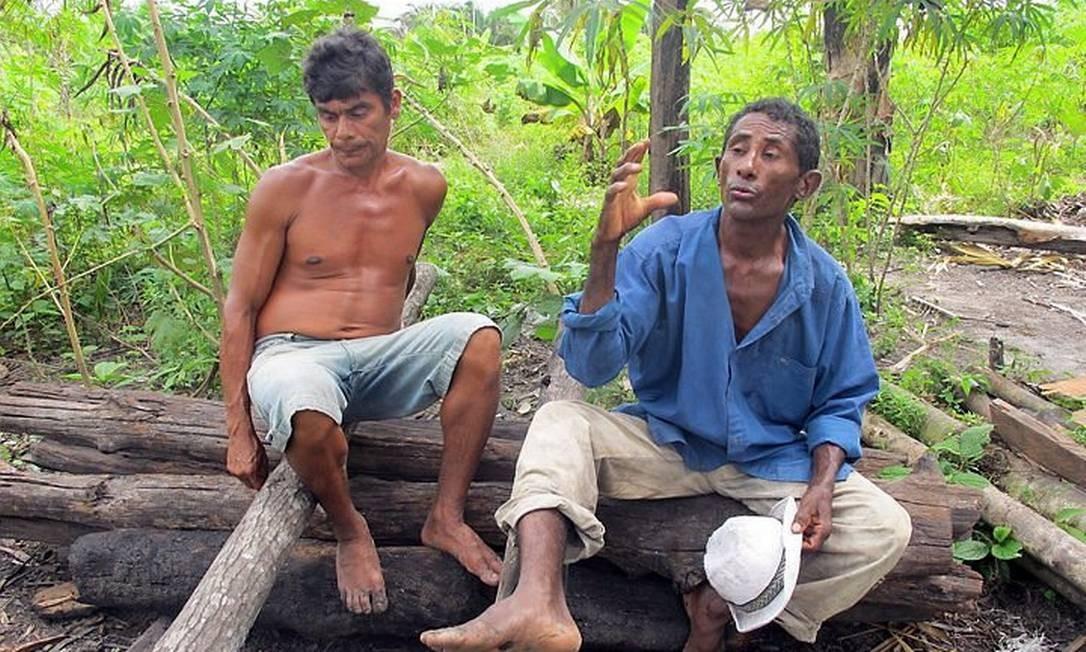 Jurados de morte no Pará em foto de Fábio Fabrini