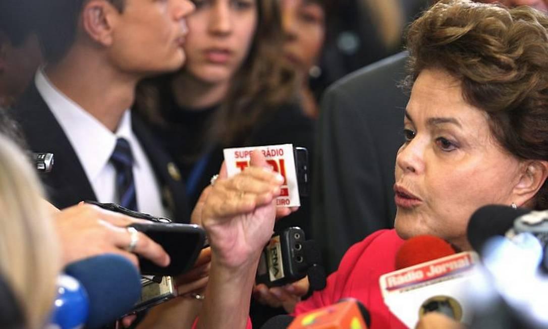 Dilma ordenou criação de comitê para avaliar material ligado aos costumes. Foto: Gustavo Miranda
