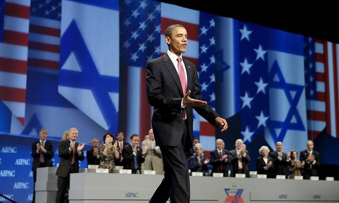Obama faz discurso em WashingtonAFP
