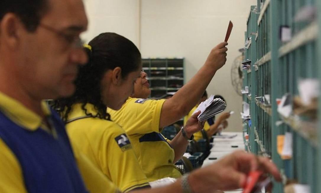 Centro de Distribuição da ECT Givaldo Barbosa