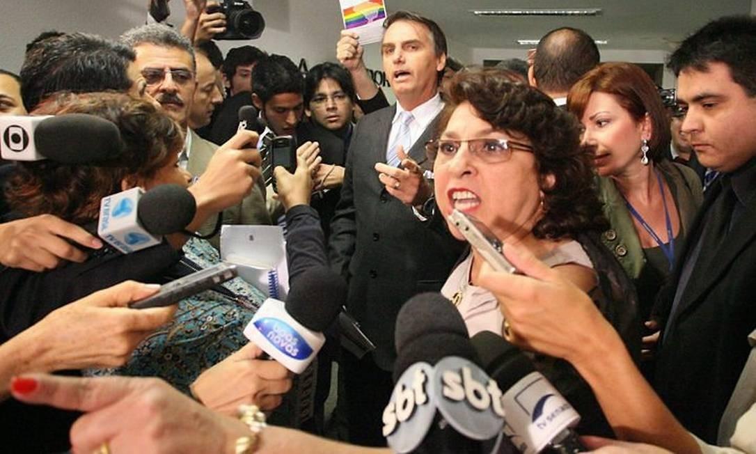 Confusão na Comissão de Direitos Humanos do Senado. Foto: André Coelho