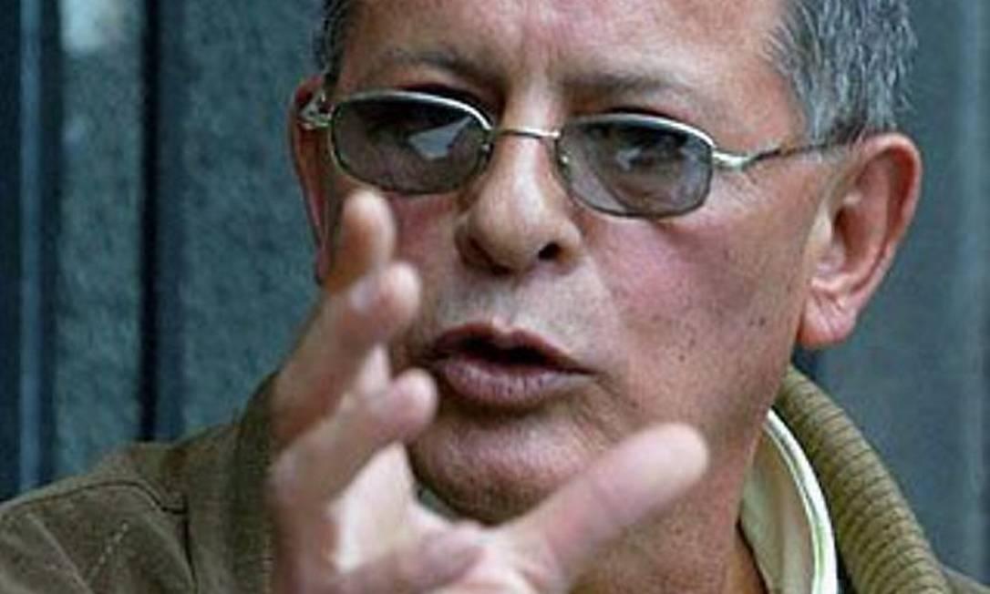 Rodrigo Granda, porta-voz da guerrilha, que teria sido detido em SP AFP