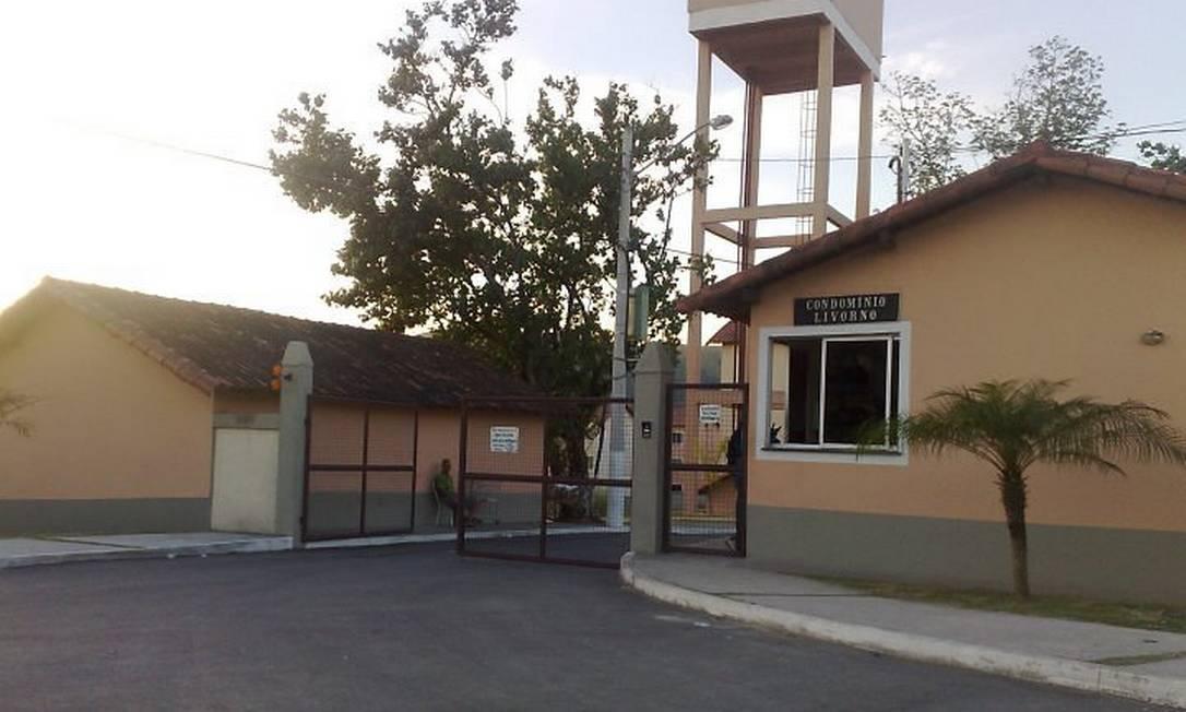 Condominio do programa Minha Casa, Minha Vida, em Cosmos, na Zona Oeste do Rio (maio/2011) Foto: Sergio Ramalho