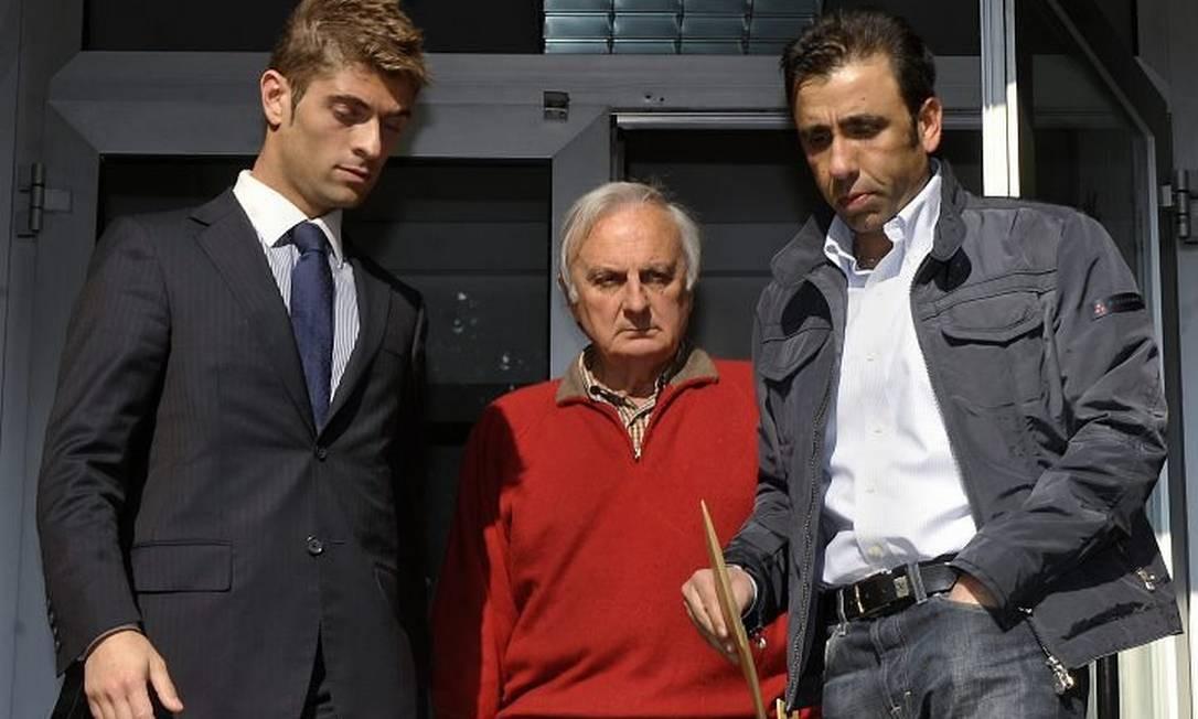 Tanzi, de 72 anos, foi preso em sua residência, em Parma AP