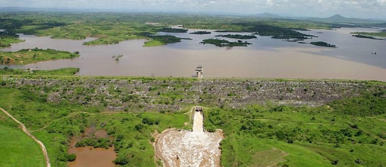 Resultado de imagem para barragens da Mata Sul não concluidas em pernambuco