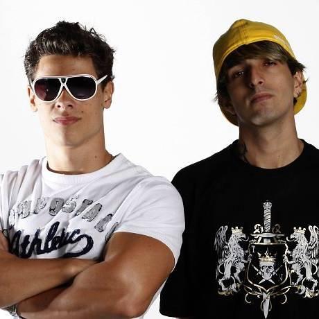 Mr. Thug e Méqui Stronda lançam CD mês que vem. Foto: Domingos Peixoto