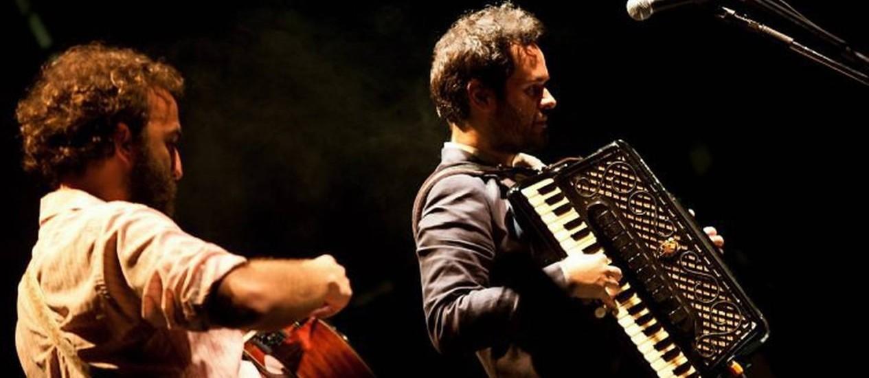 Marcelo Camelo e Marcelo Jeneci, nomes da cena musical contemporânea brasileira Divulgação