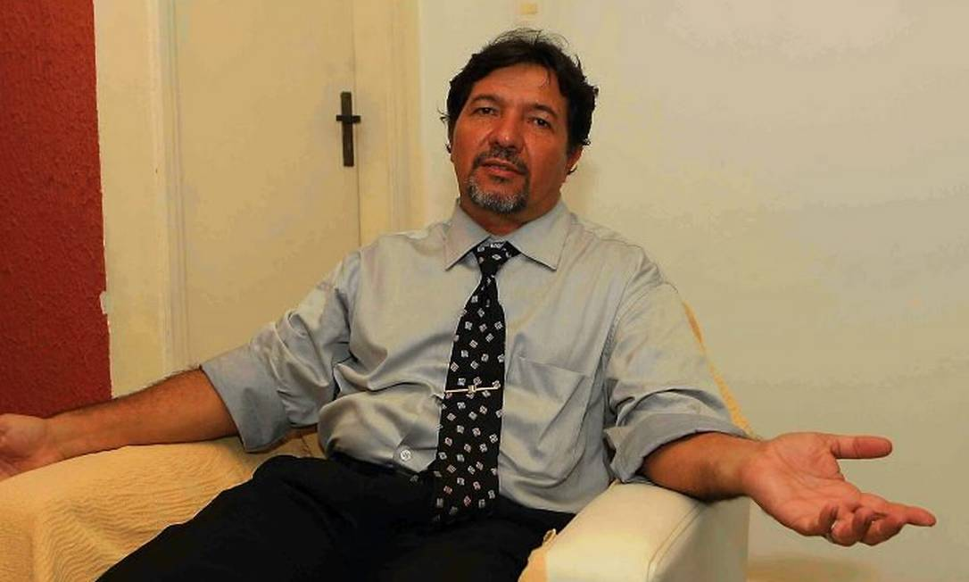A testemunha do caso Riocentro,Mauro César PimentelFoto de Carlos Ivan