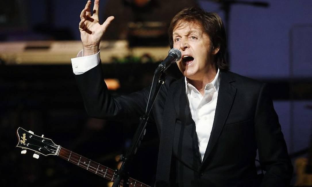 Paul McCartney Reuters
