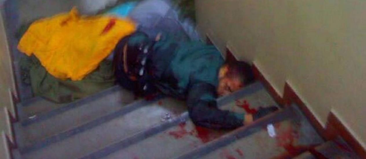 Atirador se matou após atirar contra estudantes - Foto: Jadson Marques