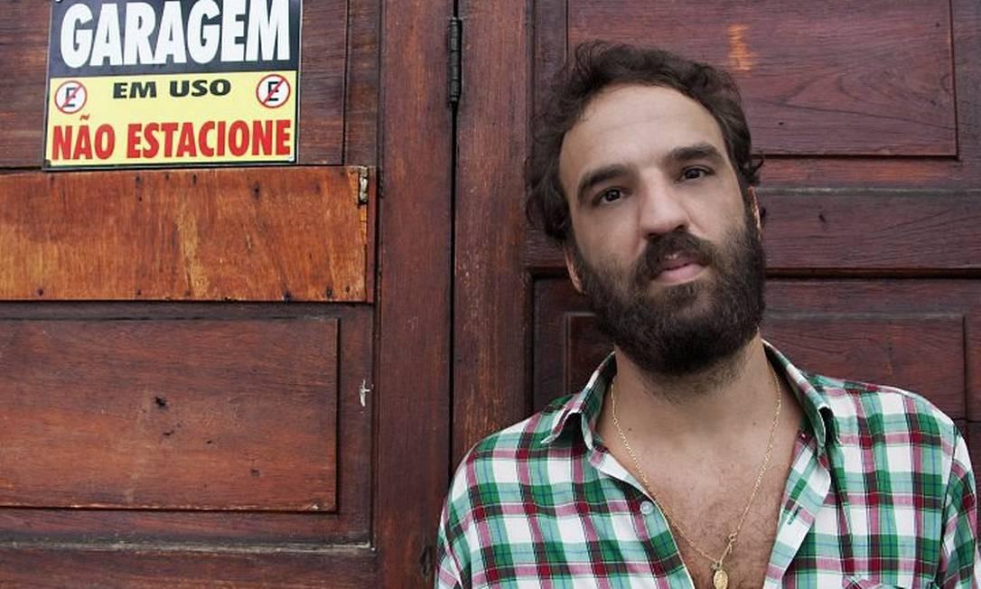 Marcelo Camelo lança o disco 'Toque dela' Foto: Simone Marinho / O Globo