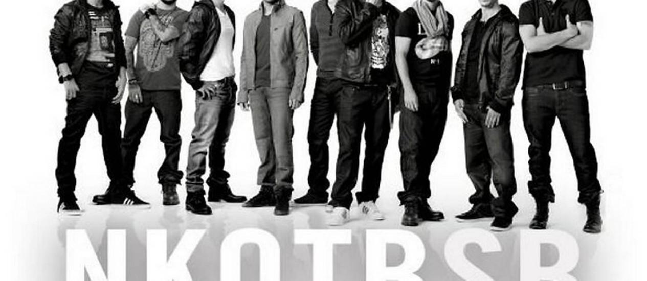 Os grupos New Kids On The Block e Backstreet Boys lançam single juntos Reprodução