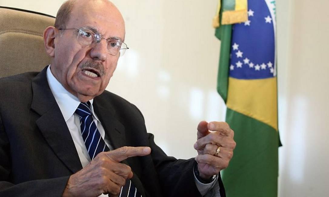 O ministro-chefe da Controladoria-Geral da União, Jorge HageFoto de Roberto Stuckert Filho