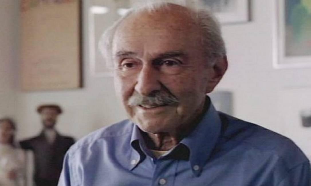 O fotógrafo Thomaz Farkas, morto aos 86 anos Divulgação