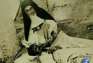 Cerimônia de beatificação terá espetáculo sobre a vida de irmã Dulce - Reprodução