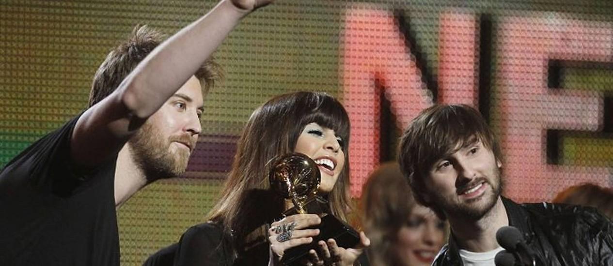 Lady Antebellum no Grammy Reuters