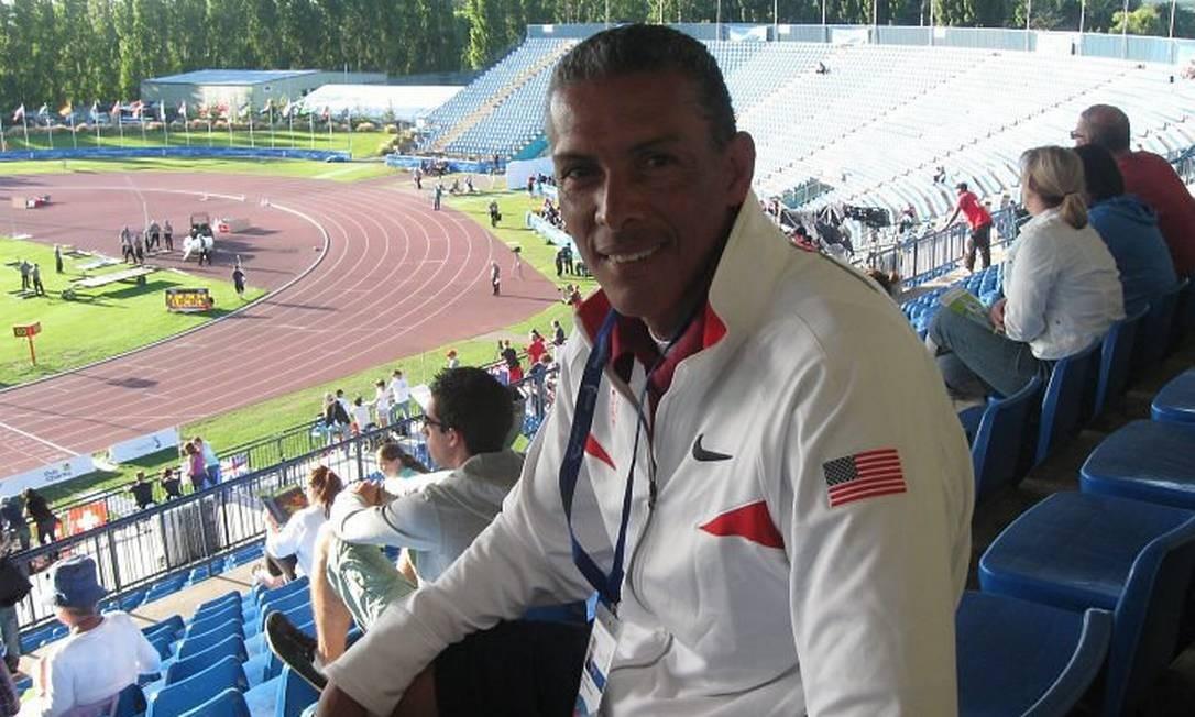 Joaquim Cruz criticou o Brasil por não ter esporte na escola - Claudio Nogueira