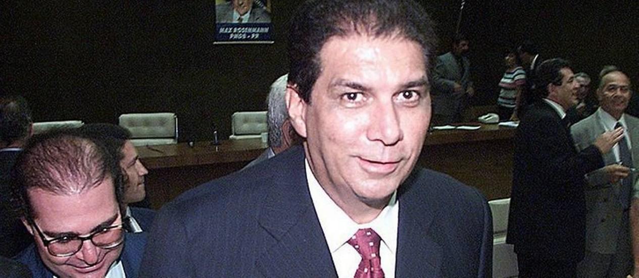 O ex-deputado jader Barbalho (PMDB)Foto: Ailton de Freitas