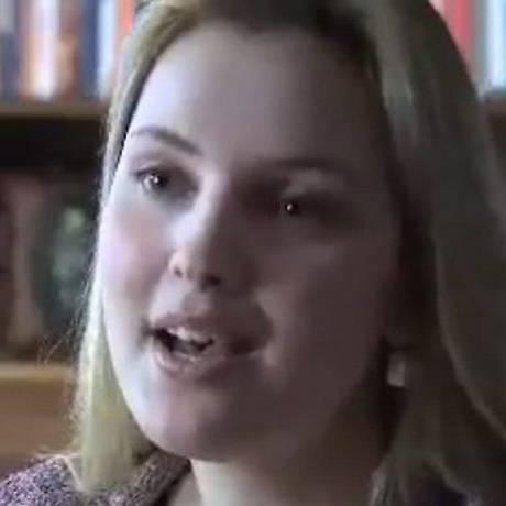 Marcela Temer, vice-primeira-damaReprodução do Youtube