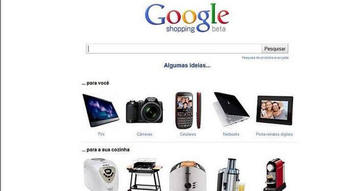 d81cacbf98a Chega ao Brasil o Google Shopping