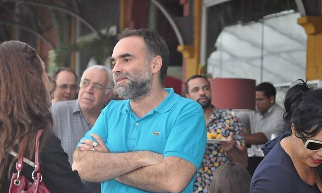 O cineasta Karim Anouiz Divulgação