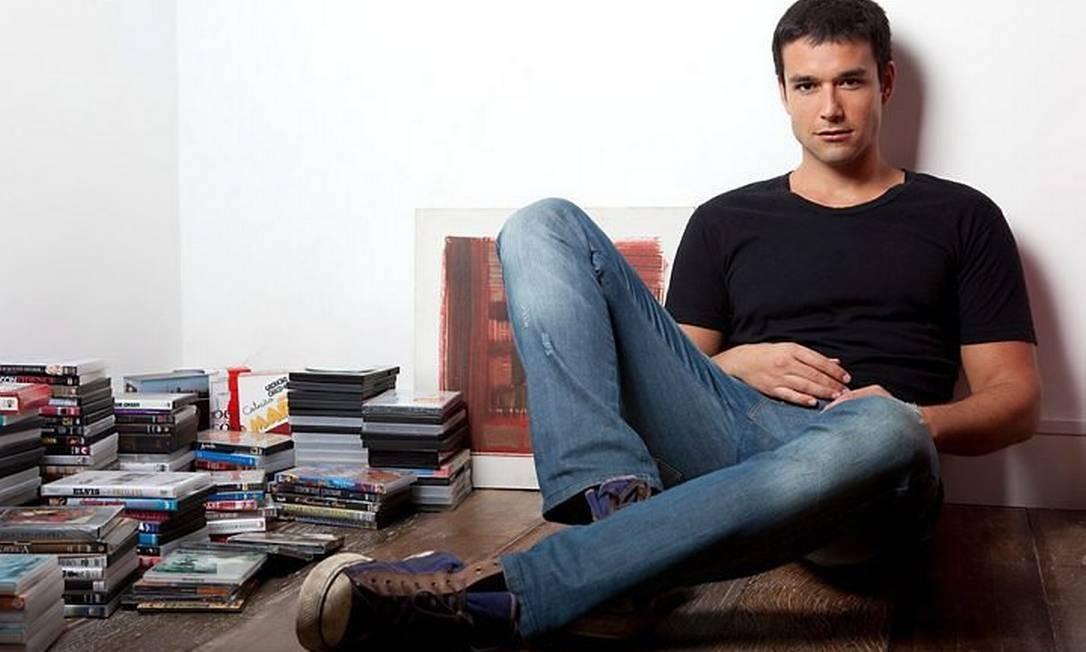 Sérgio Marone em foto de divulgação