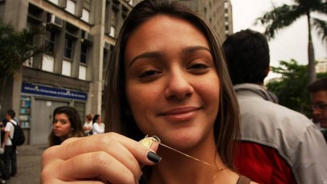 Julia ArgãoFoto: Angelo Antônio Duarte