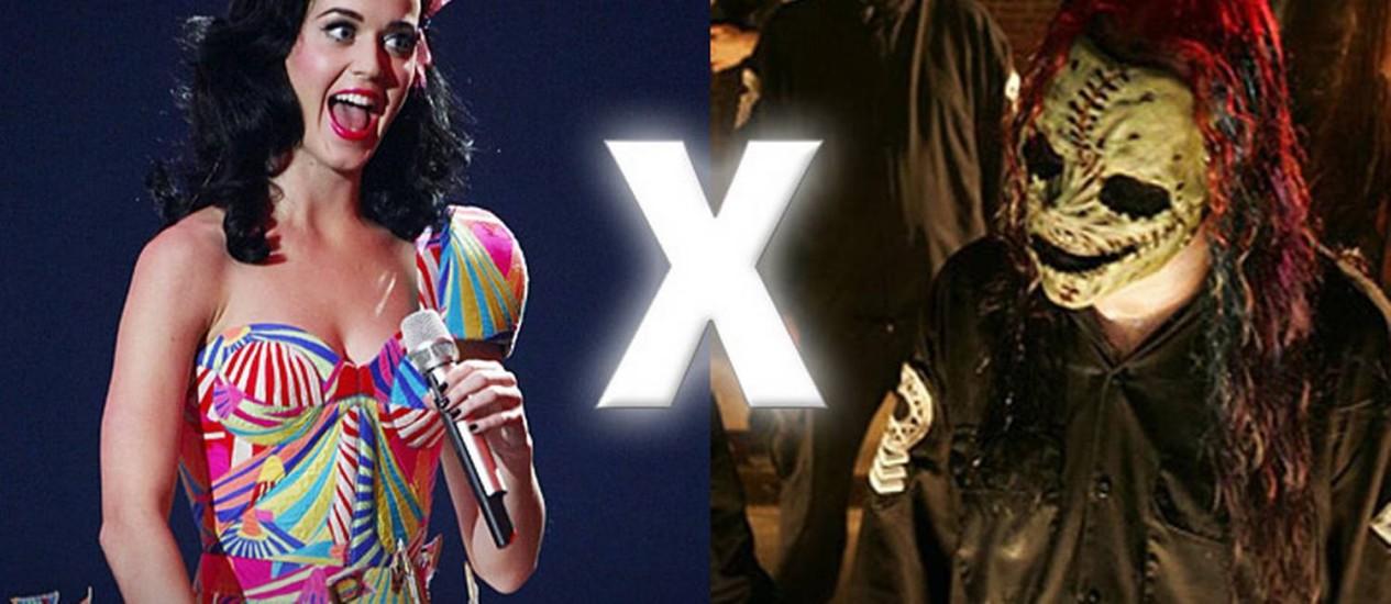 Slipknot x Katy Perry