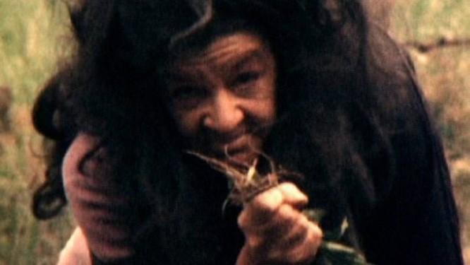Cenas do filme 'A Praga', de José Mojica Marins. OBS: As imagens estão bem granuladas por conta de o filme ter sido filmado em Super 8 e termos telecinado reforçando estes grãos. FOTO 7. Foto Divulgação