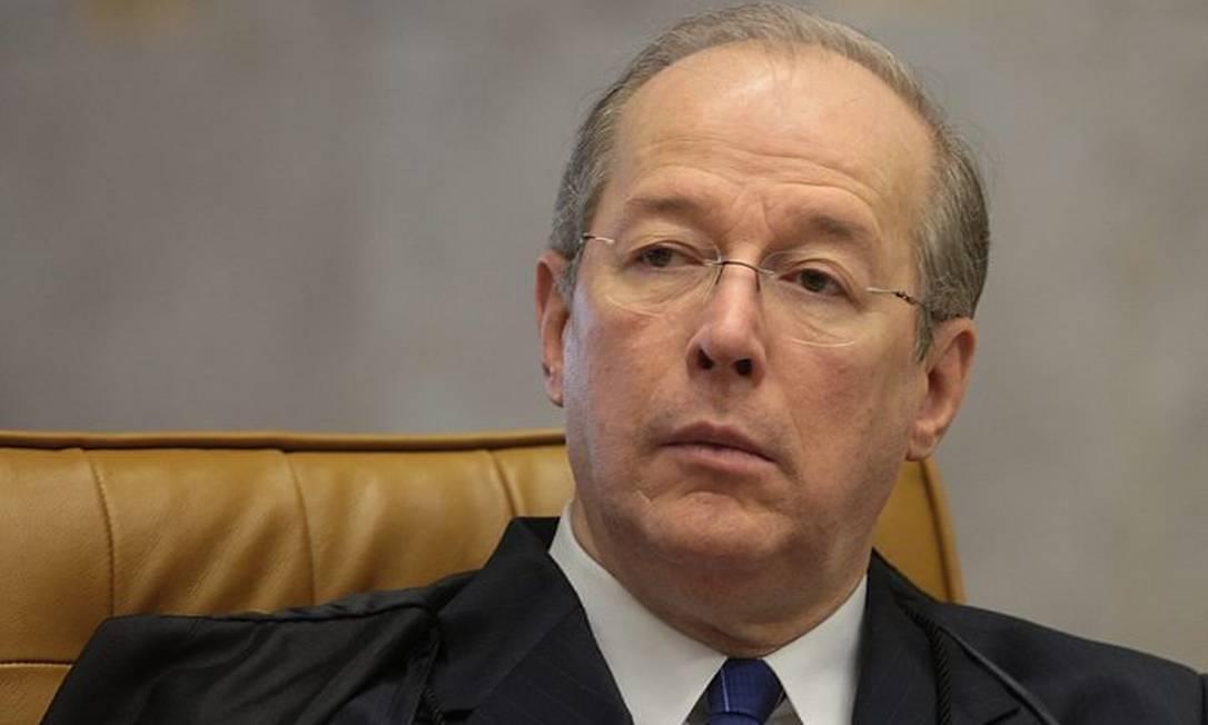 O ministro do STF e relator do processo que julga o direito pela Marcha da Maconha, Celso de Mello, em foto de divulgação