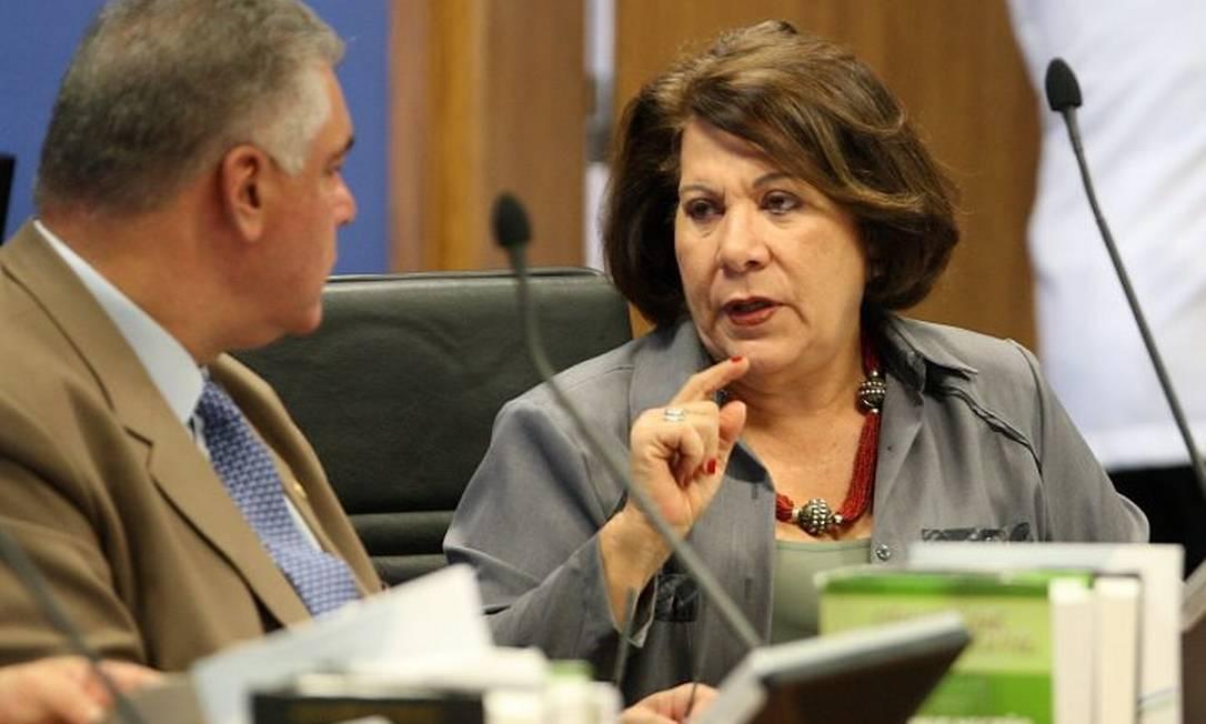 Eliana Calmon diz que sempre combaterá a corrupção. Foto: Givaldo Barbosa 27092011